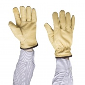 Polyco Daytona P Drivers Style Pigskin Leather Gloves DR100P