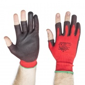 Polyco Matrix Fingerless Work Gloves 933 (Case of 144 Pairs)