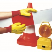 Polyco Saturn High Visibility Thermal Gloves 7105