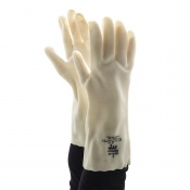 Polyco Vyclear Clear Dipped PVC Chemical Resistant Glove P713