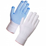 Supertouch PVC Dot Assembly Gloves Dot Palm Gloves 2681