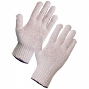 Supertouch Seamless Mixed Fibre Polycotton Gloves 2650/2651