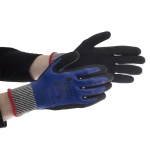 Tornado Oil-Teq 5 Fully Coated Industrial Safety Gloves OIL5FC