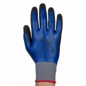 Tornado Oil-Teq 1 Fully Coated Industrial Safety Gloves OIL1FC