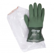 Towa ActivGrip TOW567 26cm Nitrile-Coated Gloves with PVC Sleeves