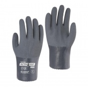 Towa ActivGrip TOW585 26cm Nitrile-Coated Gloves