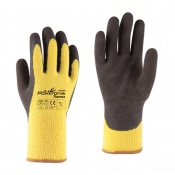 Towa PowerGrab Thermo TOW334 Thermal-Lined Gloves with Yellow Liner