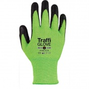 TraffiGlove TG5130 Kinetic Cut Level 5 Heat Resistant Safety Gloves