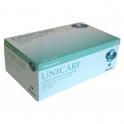 Unicare Latex Powdered Examination Gloves UCL120