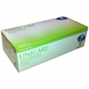Unicare Powder-Free Latex Examination Gloves UCLPF120