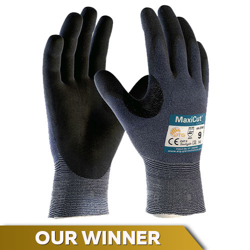 Maxicut Ultra Level 5 Palm-Coated Grip Gloves