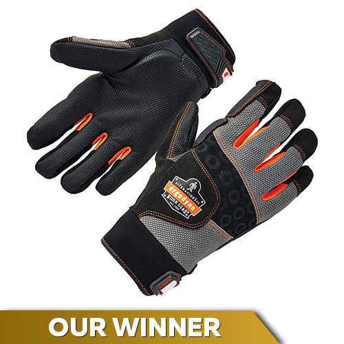 Ergodyne ProFlex 9002 Full Finger Anti-Vibration Gloves