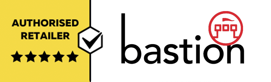 We are an authorised Bastion reseller