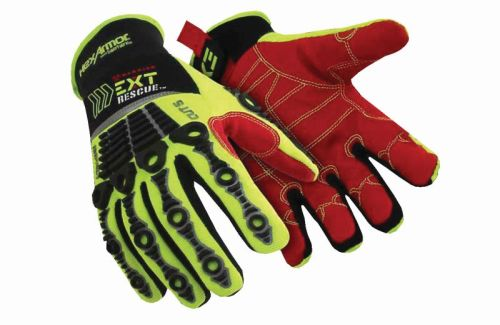 HexArnir Extrication Gloves are ideal for emergency response