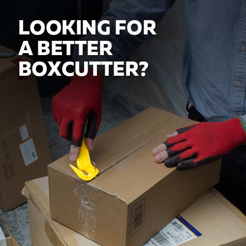 Find A Better Boxcutter At Safety Gloves