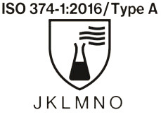 Logo Informing the Chemical Properties of a Glove