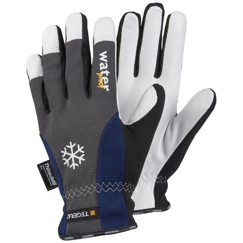 Ejendals Tegera 295 Waterproof Thermal Work Gloves