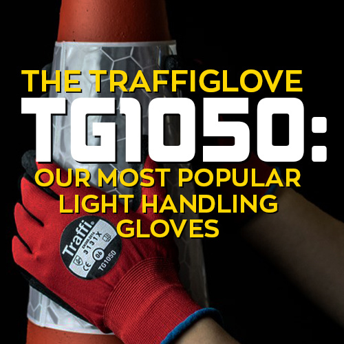 The TG1050: The Best Lightweight Handling Gloves