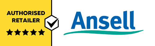 We are an authorised Ansell reseller
