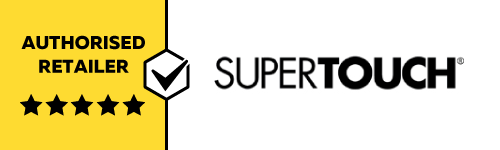 We are an authorised Supertouch retailer