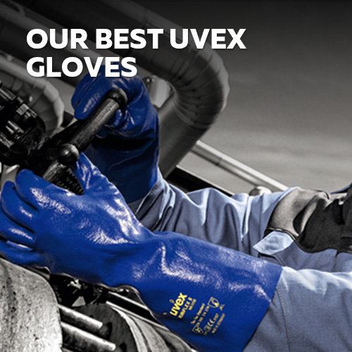 Our top 5 Uvex gloves