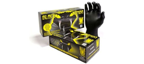 Black Mamba Disposable Nitrile Gloves BX-BMG
