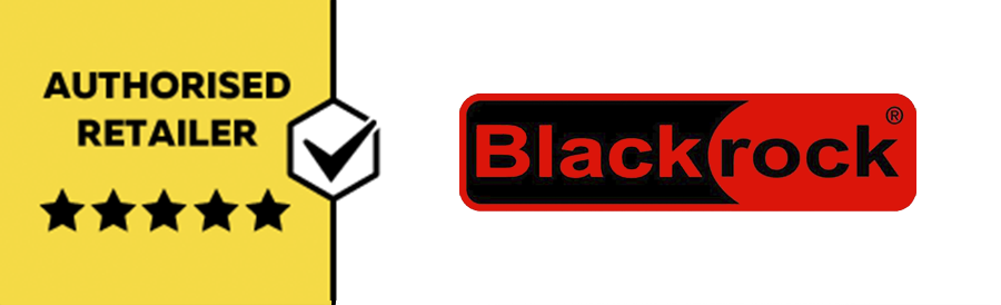 We are an authorised Blackrock reseller