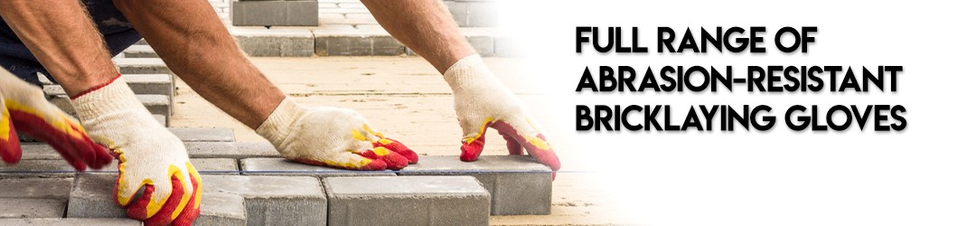 View Our Full Range of Bricklaying Gloves