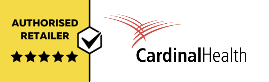 We are an authorised Cardinal Health reseller