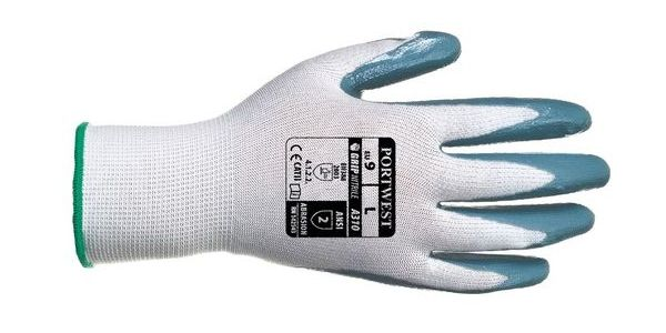 The Portwest A310GW Gloves are a must have for any task that demands grip
