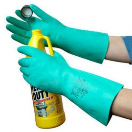 Chemical-Resistant Polyco Gloves