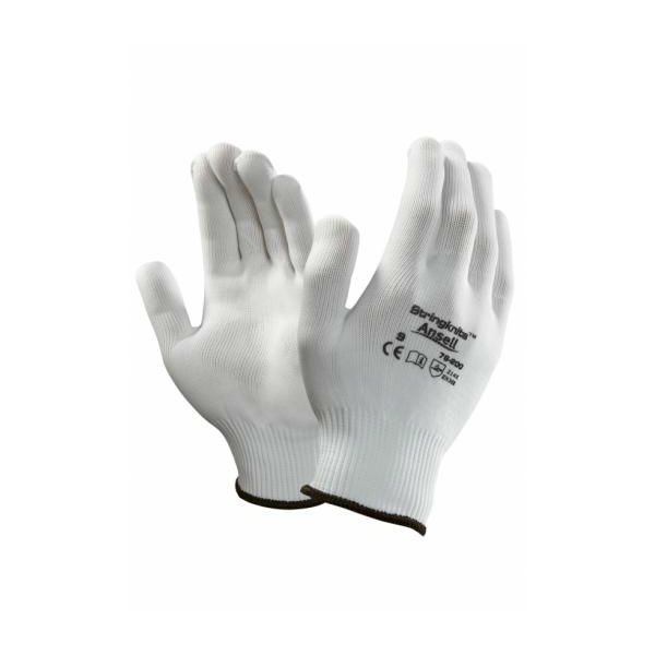 Ansell Stringknits 76-200 Lightweight Nylon Work Gloves