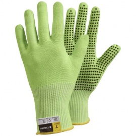 Hi-Vis Glass Handling Gloves