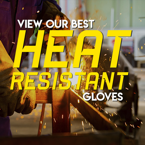 View Our Best Heat Resistant Gloves