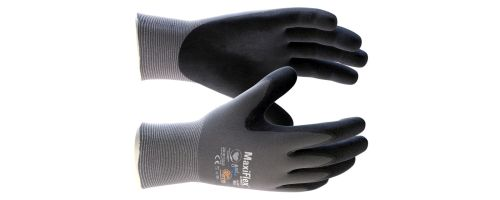 MaxiFlex Ultimate Palm Coated Handling Gloves 42-874