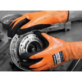 Oil-Resistant Polyco Gloves