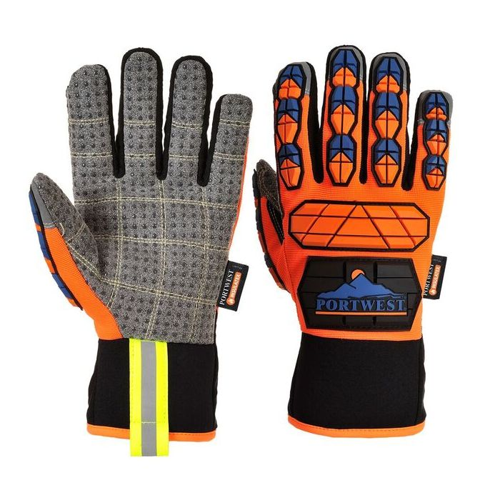 Portwest Thermal A726 Gloves for Building