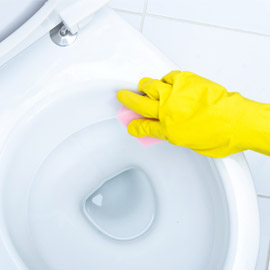 Toilet Cleaning Gloves
