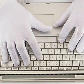 Typing Gloves