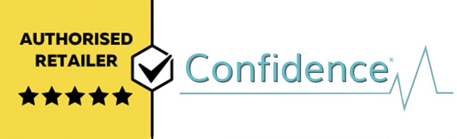 We are an authorised Confidence reseller