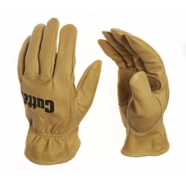 Cutter CW300 Goatskin Leather Men's Water Repellent Work Gloves