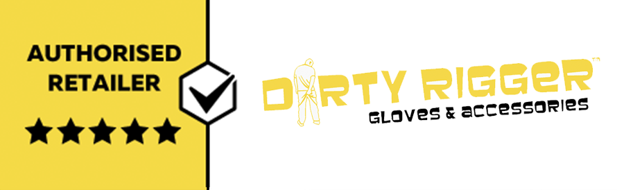 We are an authorised Dirty Rigger reseller