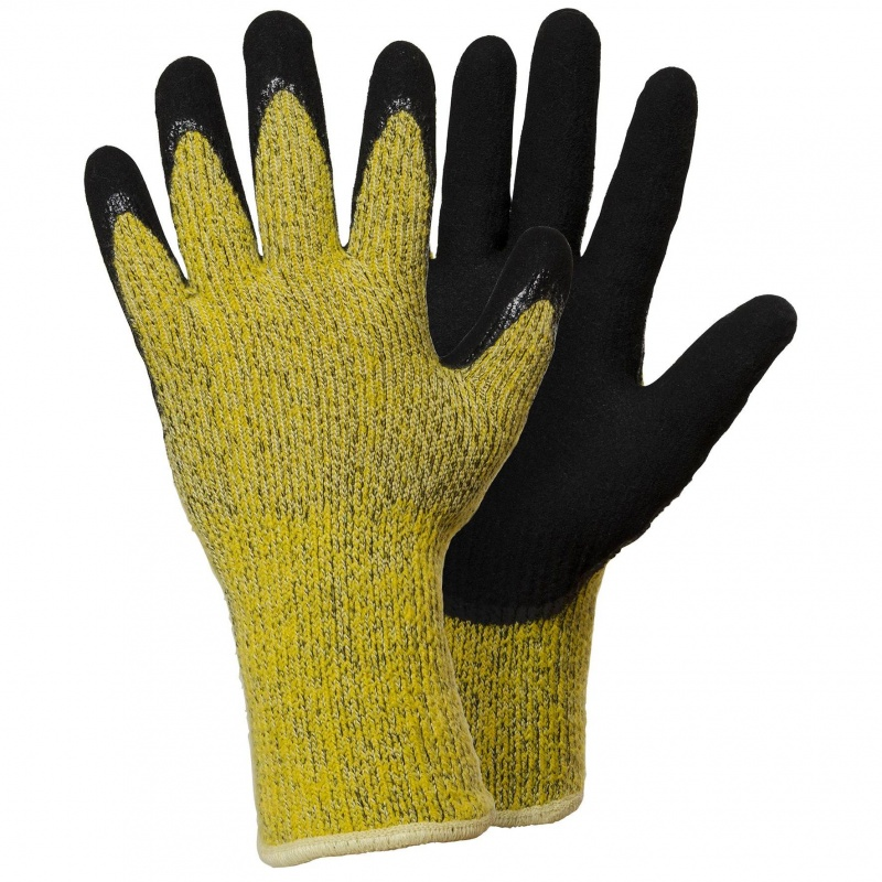 Ejendals Tegera 987 Cut F Heat-Resistant Thermal Work Gloves