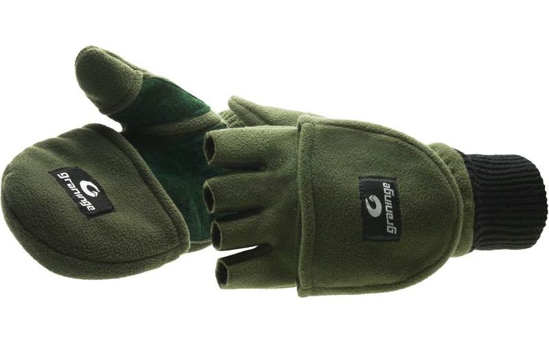 The mitts stay connected to the gloves when you remove them, ensuring full dexterity