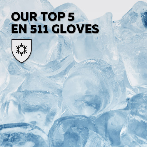 Visit the Safety Gloves Top 5 Selection of EN 511 Gloves