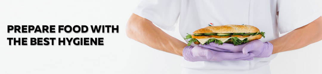 View Our Full Range of Food Preparation Gloves