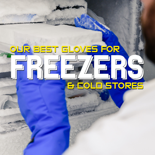 View Our Best Freezer and Cold Store Gloves