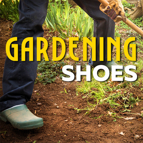Gardening Shoes full range