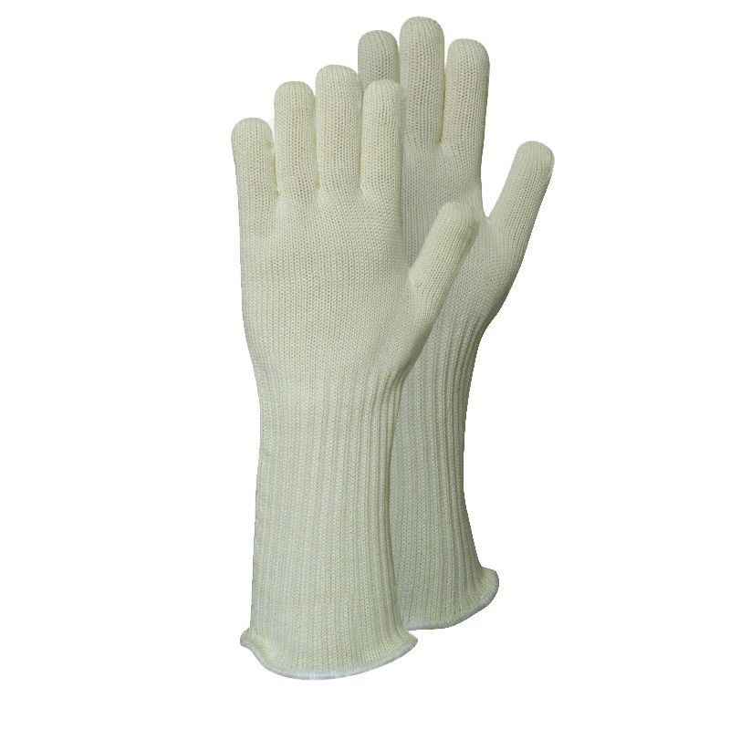 Coolskin Heat Resistant Full Length Oven Gloves for heat protection