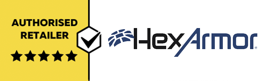 We are an authorised HexArmor reseller